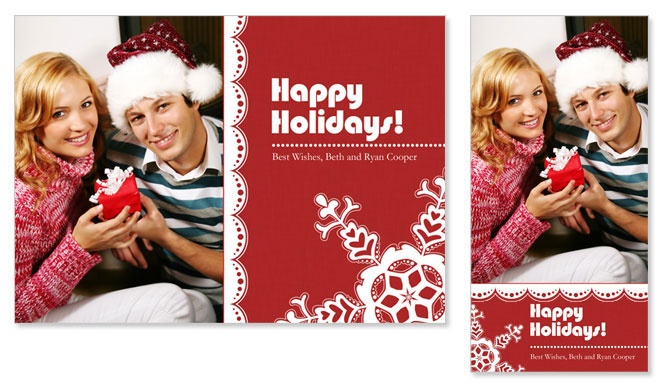 4x8 and 5x7 psd holiday greeting card template m4hsunfo